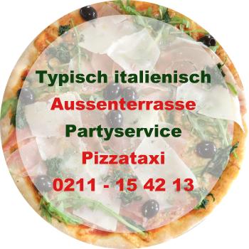 Info Pizzeria Romina